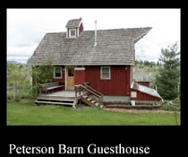Peterson Barn Guesthouse B&B
