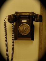 Wesson Bunkhouse vintage phone